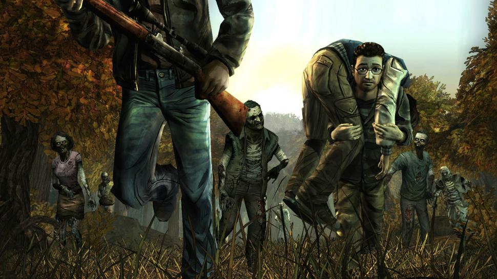 The Walking Dead: Episode 2 - Neue Screenshots aus dem zweiten Teil (1)