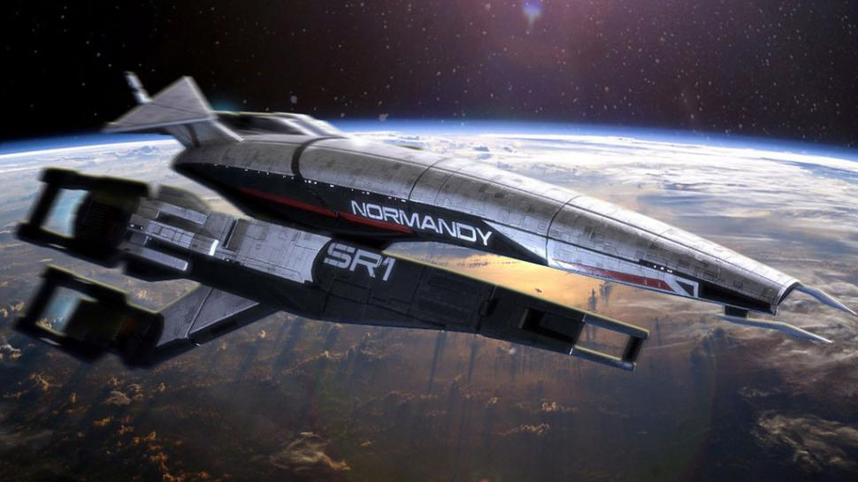 Mass Effect: BioWare was working on a spin-off for Nintendo DS