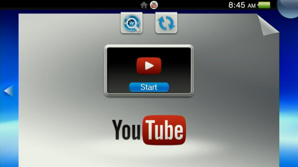 Bilder der Youtube-App auf der PlayStation Vita (1)