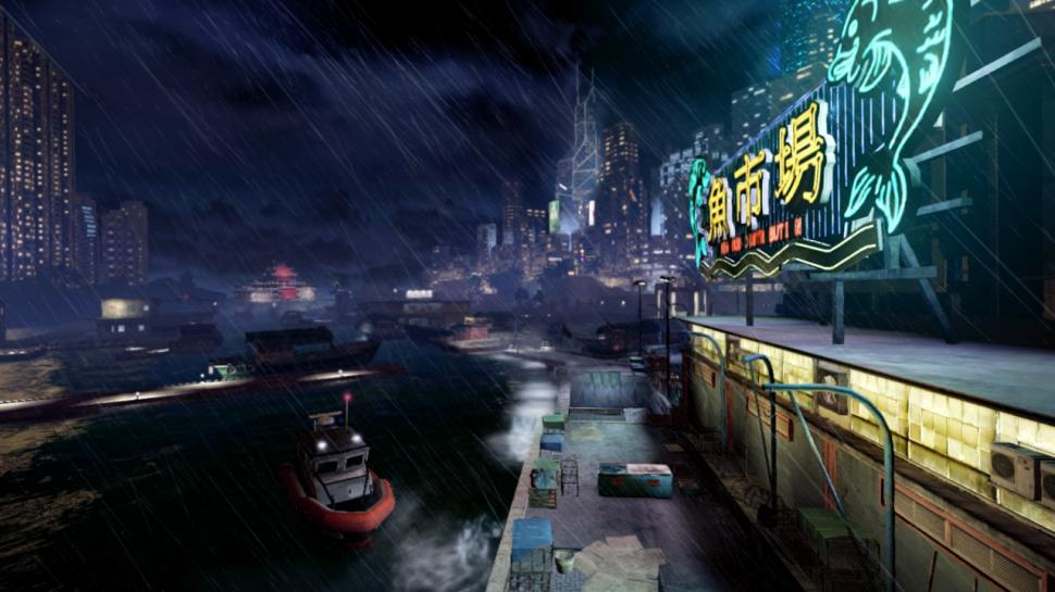 Screenshots aus Sleeping Dogs. Die Open-World-Action erscheint am 17. August für PS3, Xbox 360 und PC. (1)