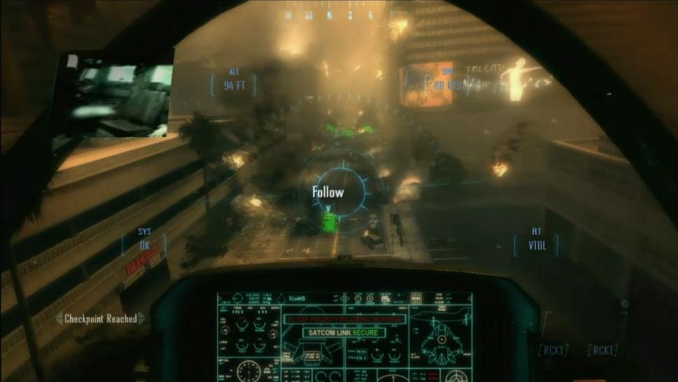 Black Ops 2 - Screenshots aus dem E3-Gameplay-Material (1)