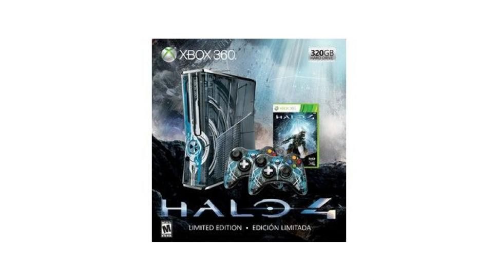 Halo 4 in der Limited Edition samt Xbox 360-Konsole (1)