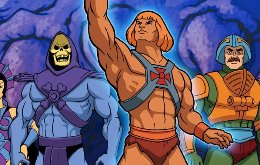 He-Man: First pictures of the sequel series published