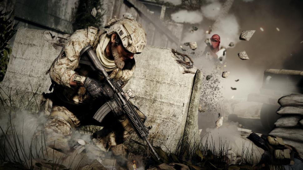 Die Beta-Version zu Medal of Honor: Warfighter startet am 5. Oktober - exklusiv für Xbox 360.  (1)