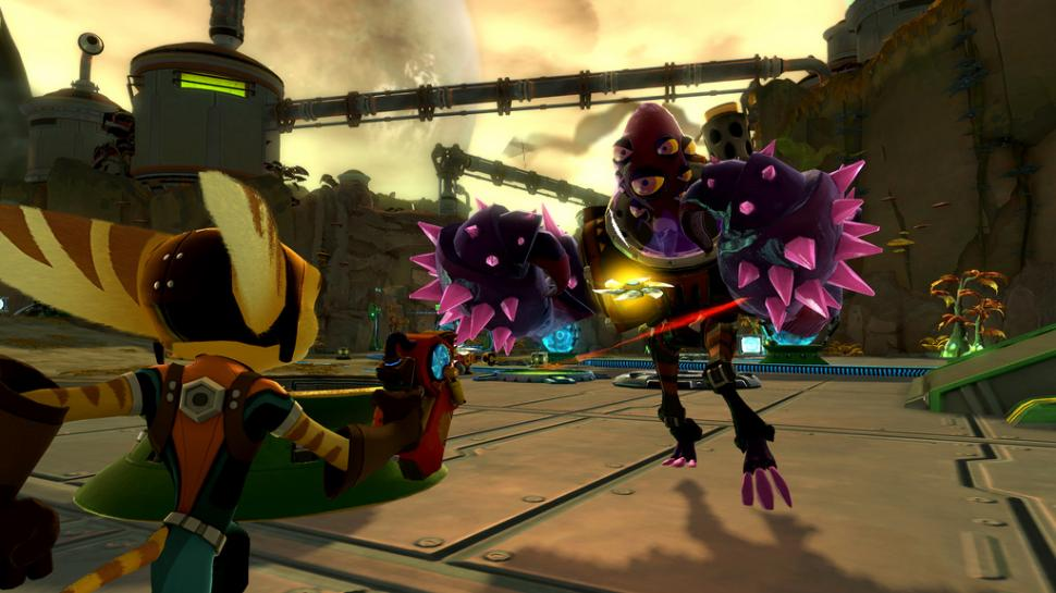 Ratchet & Clank: QForce erscheint am 27. November 2012. (1)
