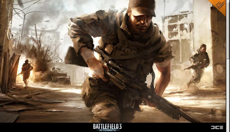 Battlefield 3: Aftermath in der Vorschau