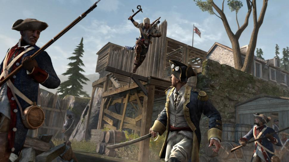 Assassin's Creed 3 - Screenshots aus dem Action-Adventure (1)