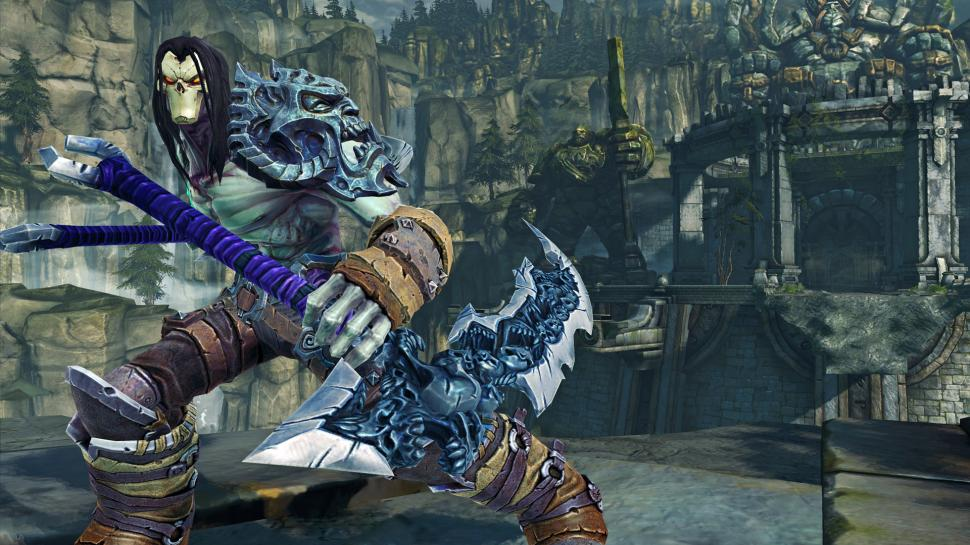 Darksiders 2 - Screenshots aus dem kommenden Action-Adventure von THQ (1)