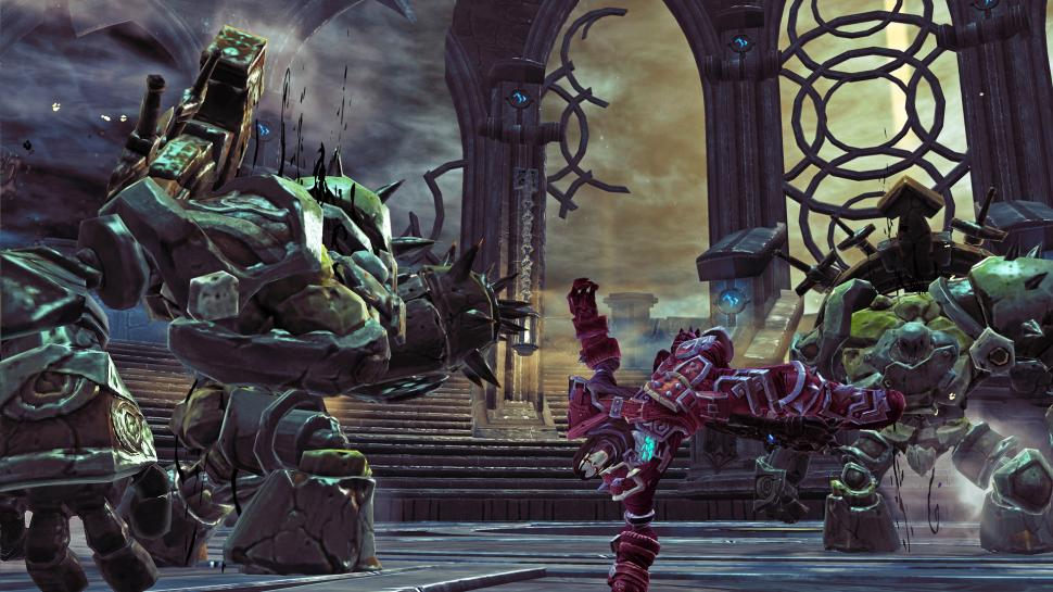 Darksiders 2 - Screenshots zum THQ-Action-Adventure (1)