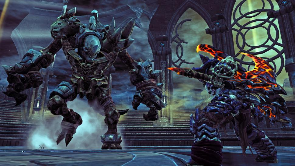 Darksiders 2 - Bilder aus dem am 17. August erscheinenden Action-Adventure (1)