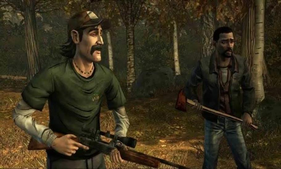 The Walking Dead - Screenshots aus dem Abenteuer (1)