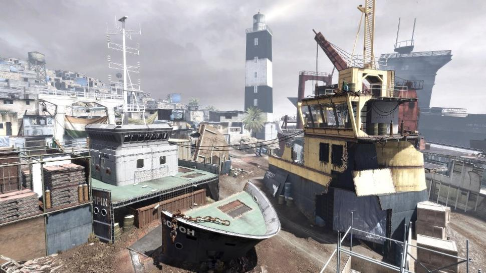 Call of Duty: Modern Warfare 3 - Die Content Collection 4 steht ab dem 6. September zum Download für Xbox 360 bereit. (1)