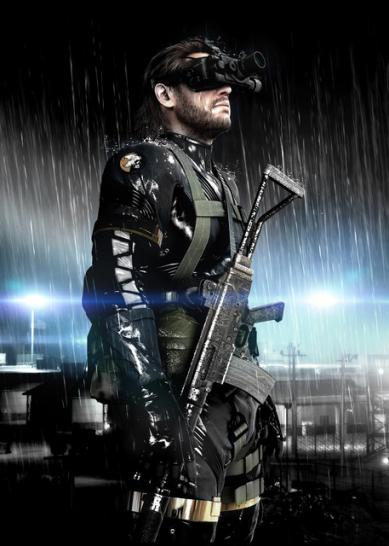 Erste Artworks zu Metal Gear Solid: Ground Zeroes. (2)