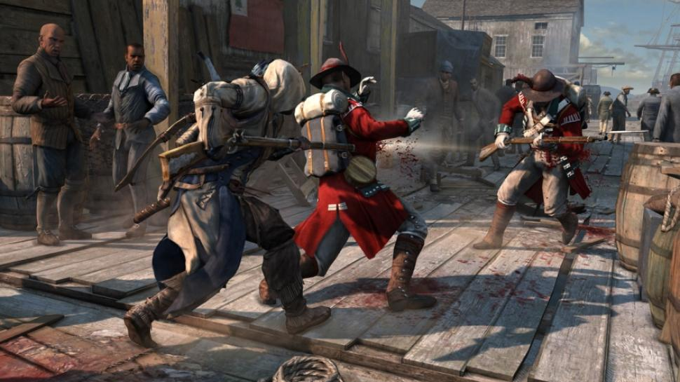 Assassin's Creed 3 - Screenshots aus dem kommenden Action-Adventure (1)