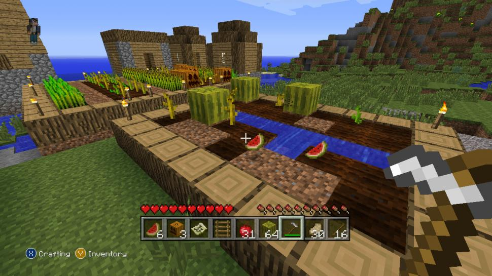 Minecraft: Xbox 360 Edition - Bilder aus der Konsolen-Version (1)