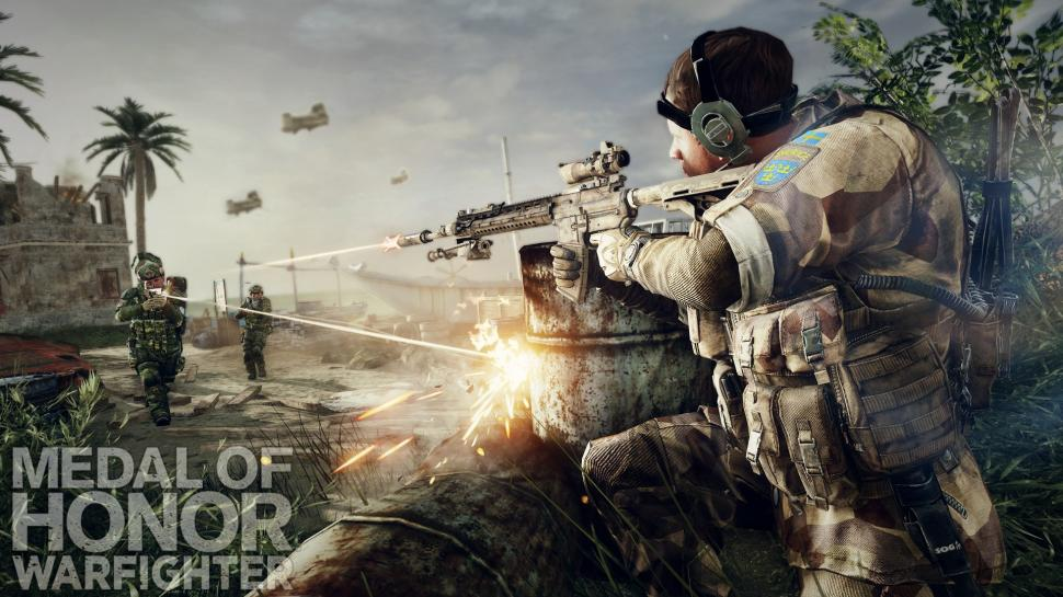 Medal of Honor: Warfighter im Videovergleich. (1)