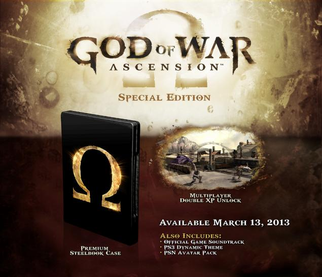 Die Collector's Edition von God of War: Ascension im Unboxing-Video. (1)