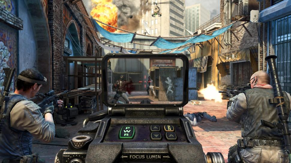 Twitter-User sollten Call of Duty: Black Ops 2 nicht designen, so Treyarch. (1)