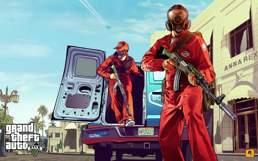 GTA 6: New leak should show the map of the new offshoot