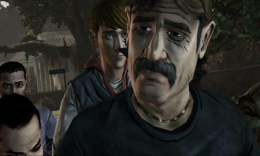 The Walking Dead - Bilder aus dem Telltale Adventure (1)