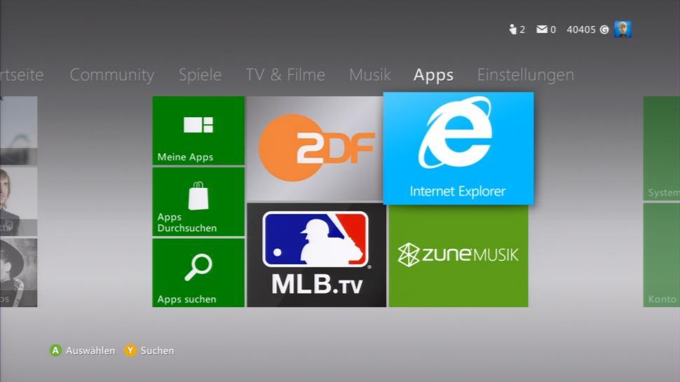 Xbox 360 Dashboard: Microsoft entfernt Apps für Facebook und Twitter