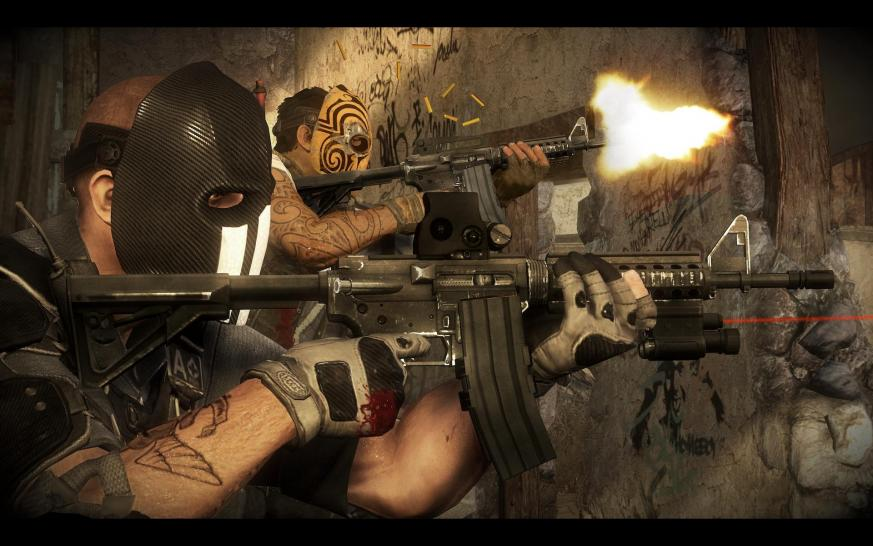 Platz 20: Army of Two: The Devil's Cartel