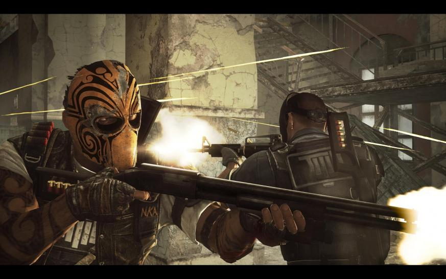 Army of Two: The Devil's Cartel will einen tollen Koop-Modus abliefern. (1)