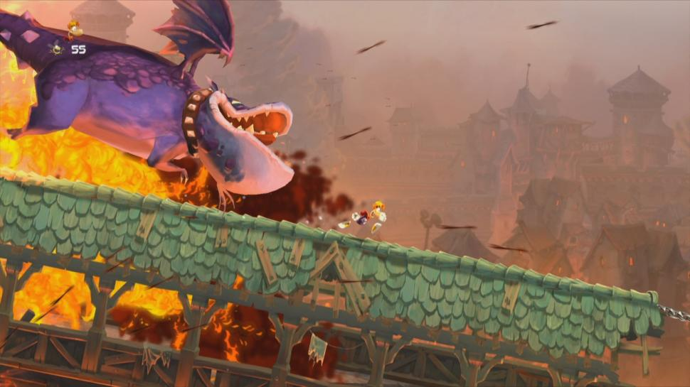 Rayman Legends - Screenshots aus dem Hüpfspiel (1)