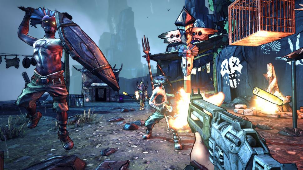 Gearbox hat neue Details zum Ultimate Vault Hunter Upgrade Pack für Borderlands 2 enthüllt. (1)