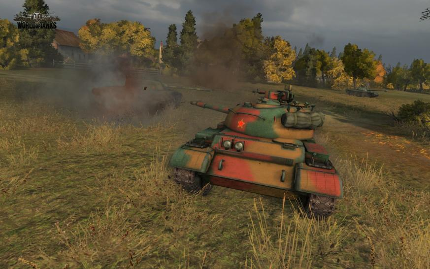 World of Tanks: Xbox 360-Edition im Hands-On-Test. (1)