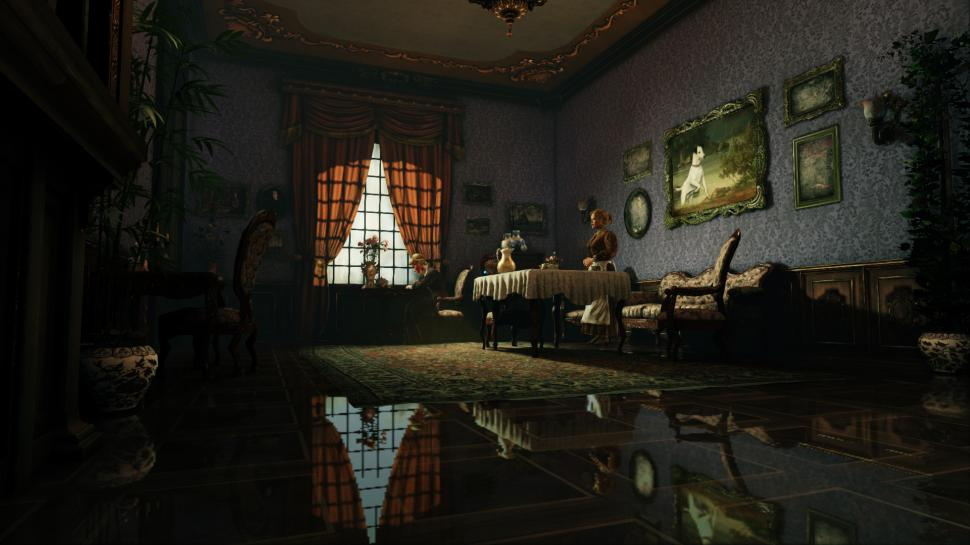 Unreal Engine 3 Tech-Demo zum Adventure Sherlock Holmes: Crimes and Punishments veröffentlicht. (1)