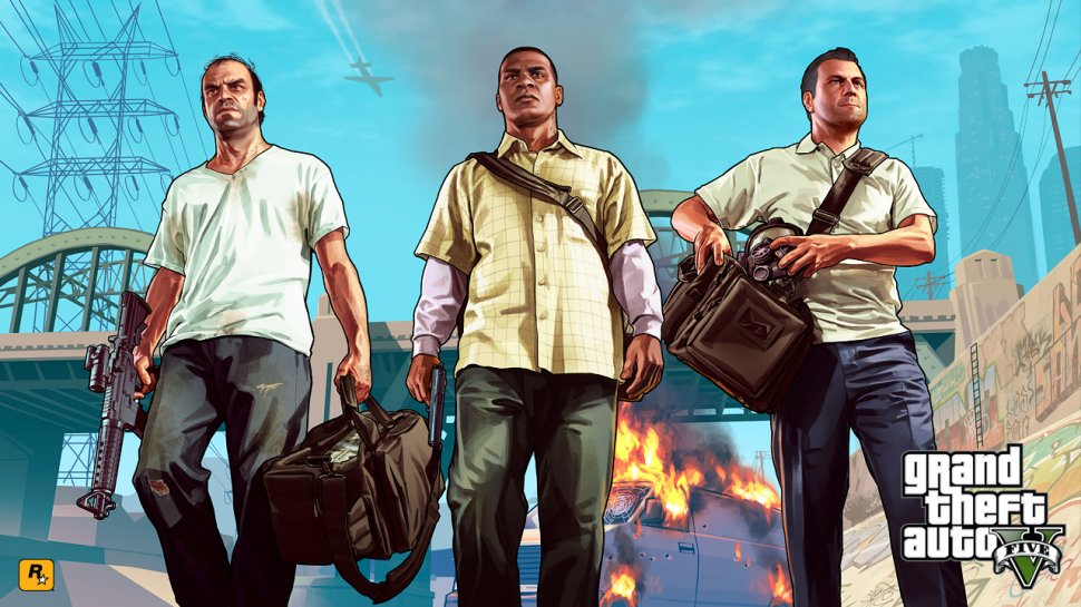 GTA 5: Release for PS5 & Xbox Series X postponed, new trailer for the Enhanced Edition