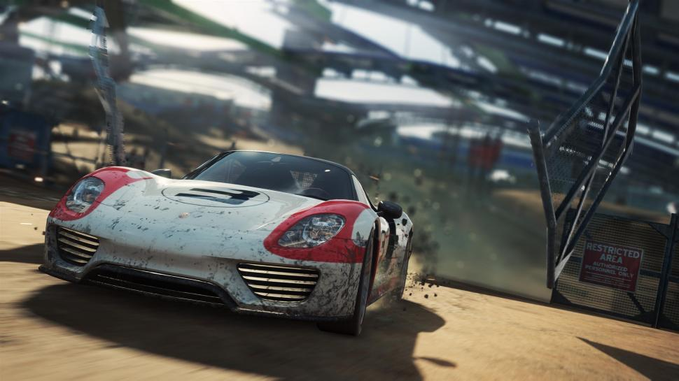 Need for Speed Most Wanted - Bilder aus dem Rennspiel (1)