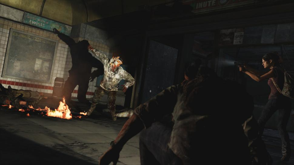 The Last of Us zeigt sich im neuen Gameplay-Trailer. (1)