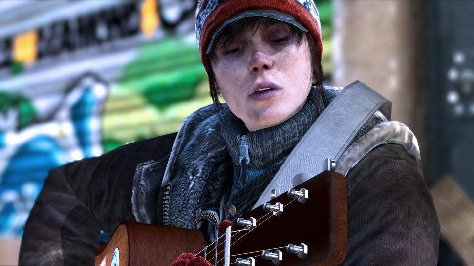 Beyond: Two Souls im neuen Making-of-Video der Entwickler von Quantic Dream. (1)