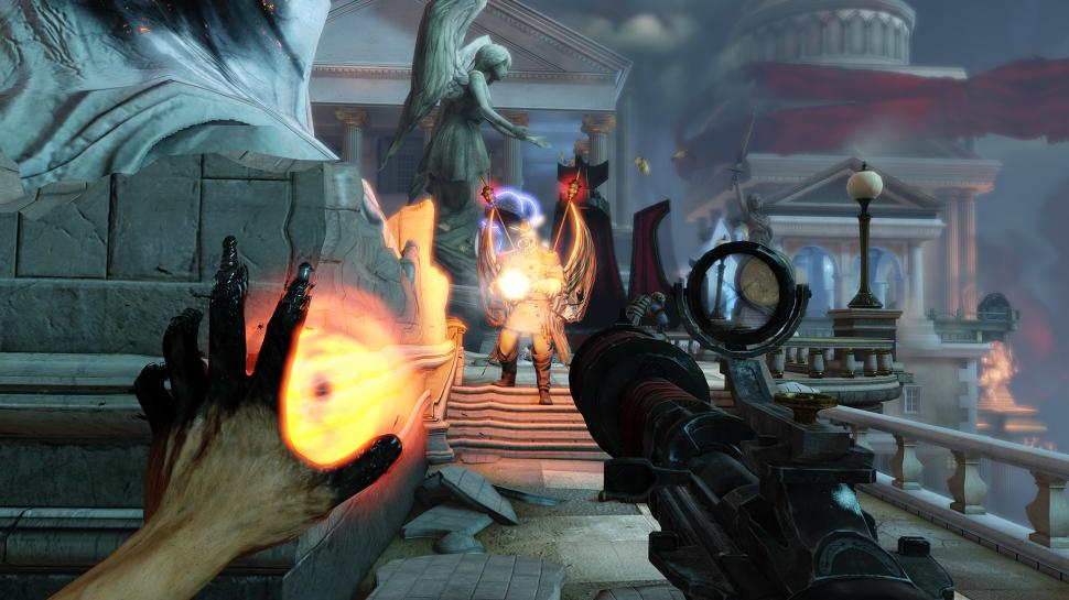 Bioshock Infinite: Der Shooter hat angeblich fast 200 Million US-Dollar gekostet. (1)