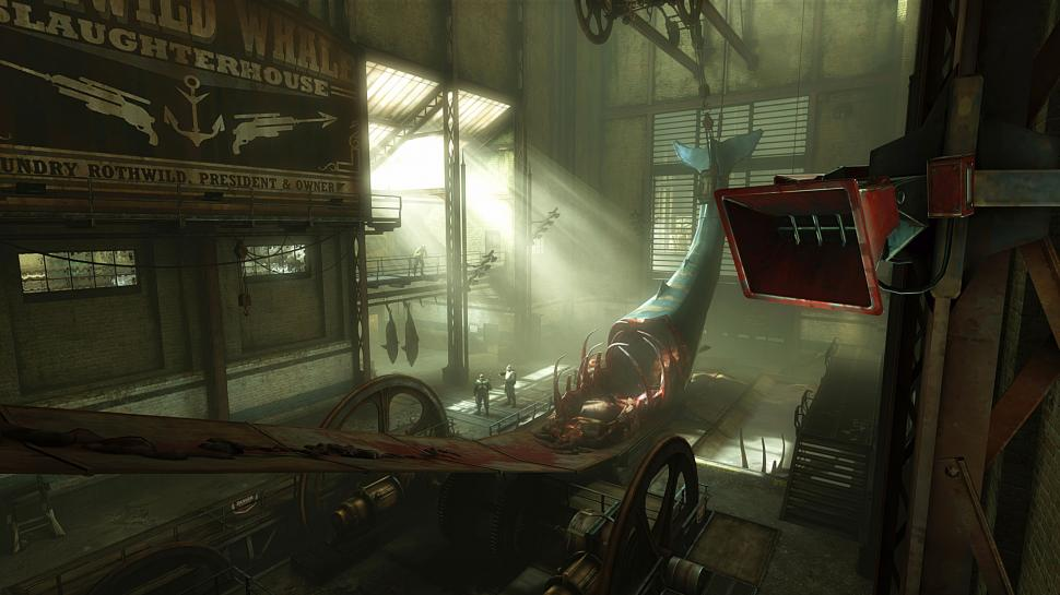 Screenshots aus dem Dishonored-DLC The Knife of Dunwall. Der DLC erscheint am 16. April.