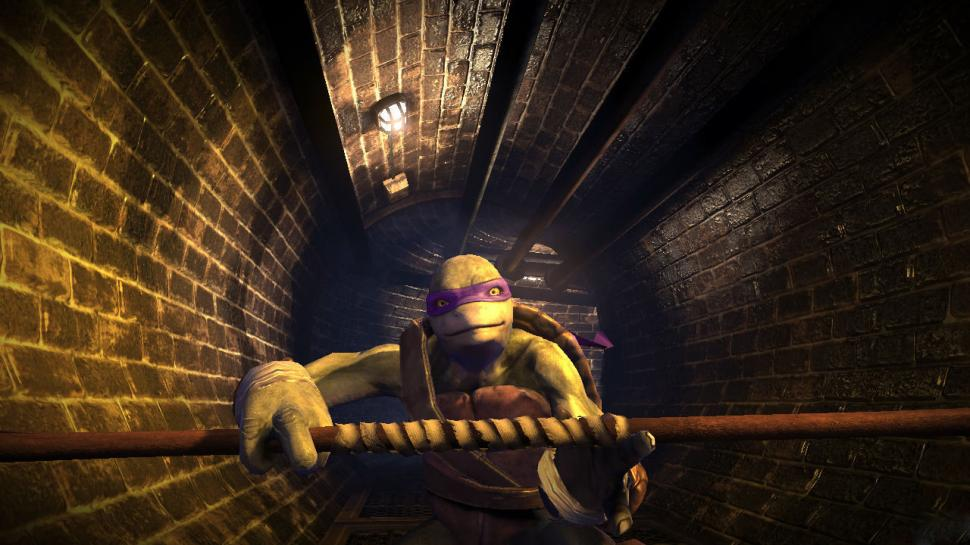 Activision zeigt Teenage Mutant Ninja Turtles: Out of the Shadows in einem Debüt-Trailer. (1)