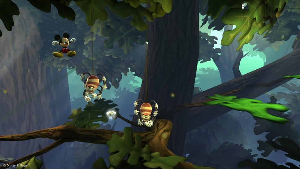 Castle of Illusion starring Mickey Mouse - Screenshots aus dem kommenden Remake (1)