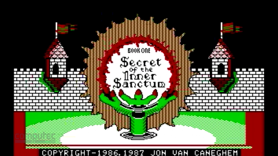 Might and Magic Retro-Special: So sahen die Anfänge 1986 aus.