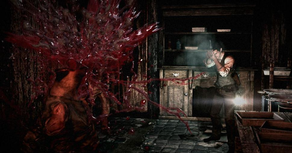 The Evil Within im Gameplay-Video von der QuakeCon 2013. (1)
