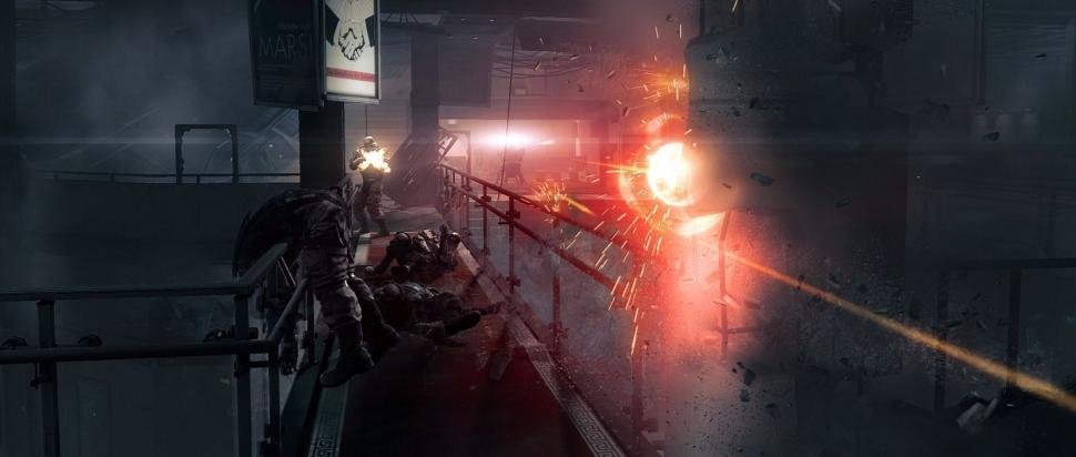 Wolfenstein: The New Order war anfangs ein Current-Gen-Spiel. (1)