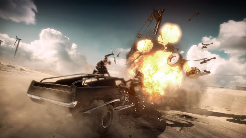 Avalanche Studios Lead Level-Designer Andreas Gschwari teilt im Interview Infos zum Open-World-Actionspiel Mad Max mit. (1)