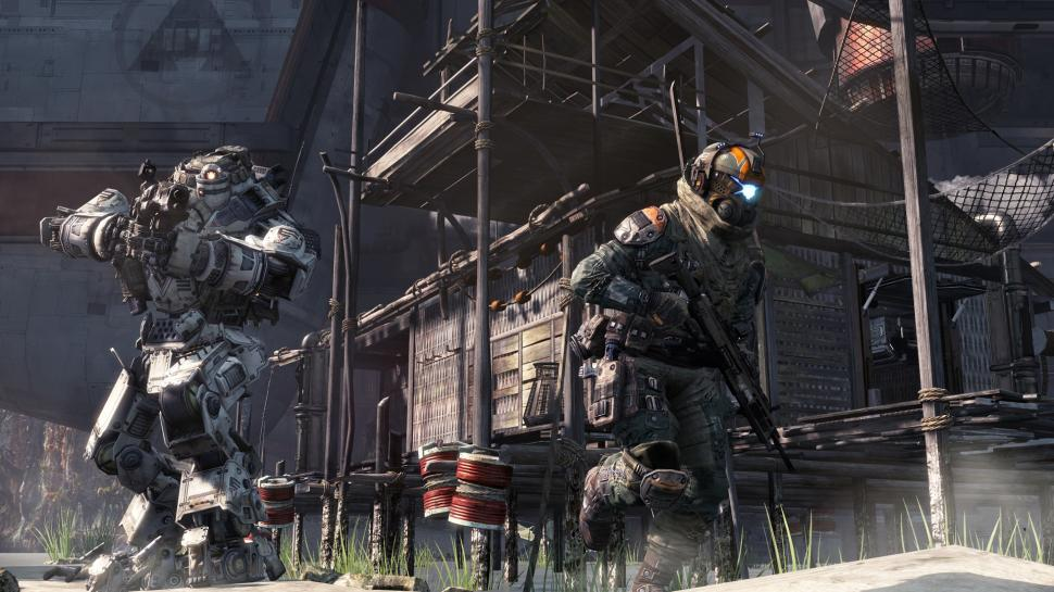 Titanfall ist kein persistenter Open-World Online-Shooter. (1)