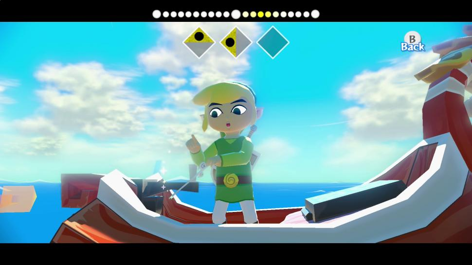 Zelda: Wind Waker HD - Bilder aus der Wii U-Version (1)
