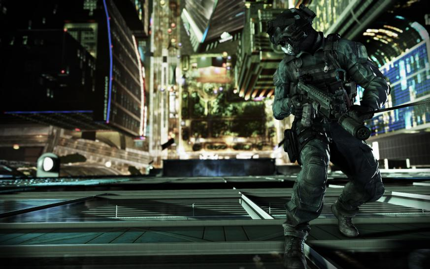 Call of Duty: Ghosts wird wohl auch Stealth-Updates bekommen. (1)