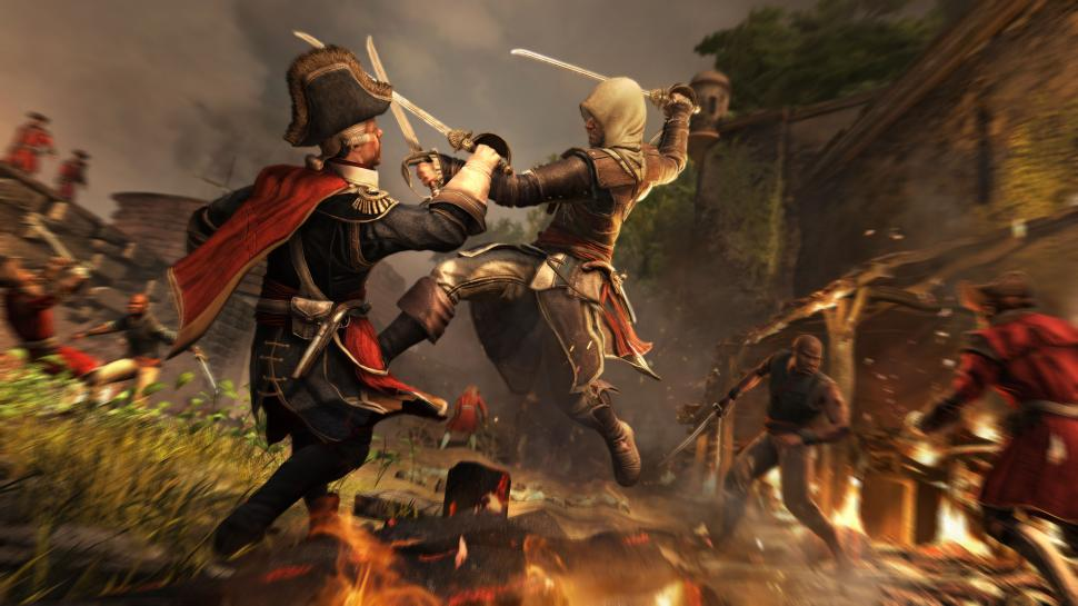 Platz 20 Assassin's Creed 3