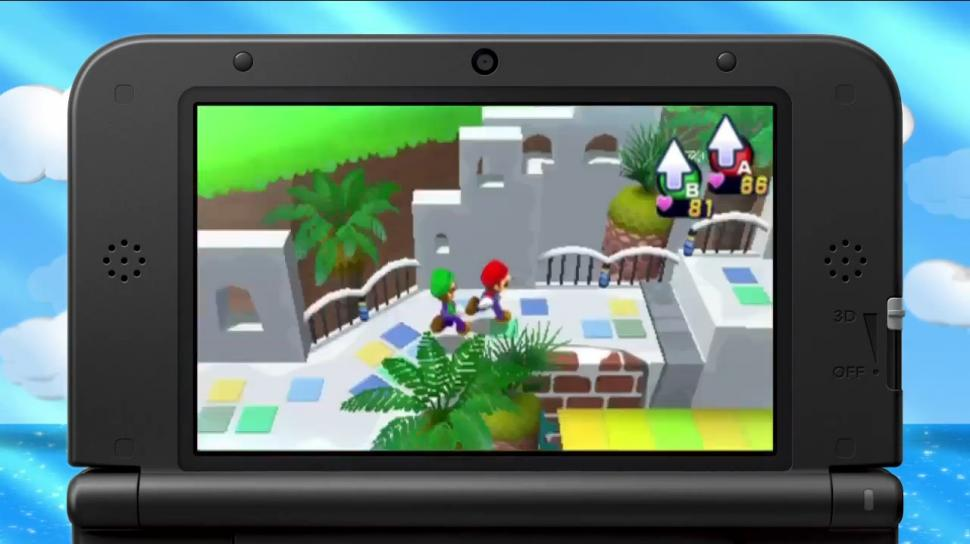 Neuer Gameplay-Trailer zu Mario & Luigi: Dream Team Bros. für den Nintendo 3DS erschienen. (1)
