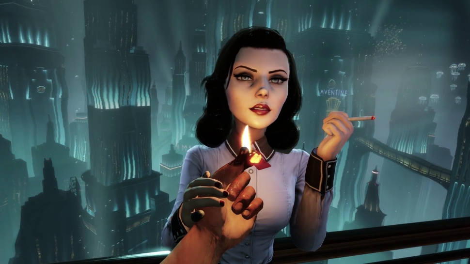 Bioshock 4: Apparently it's only available for PS5