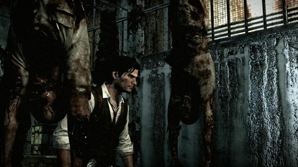 The Evil Within - Screenshots aus dem Horror-Abenteuer (1)